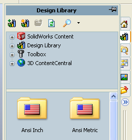 MEAM Design : SolidWorksDesignLibrary